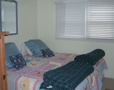 THIRD BEDROOM WITH TWO TWIN BEDS (KING)
