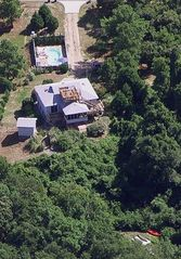 Duck house photo - Aerial view of Second Nature