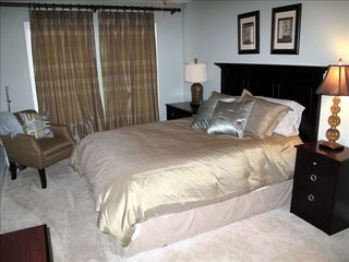 Murrells Inlet townhome photo - Bedroom #2