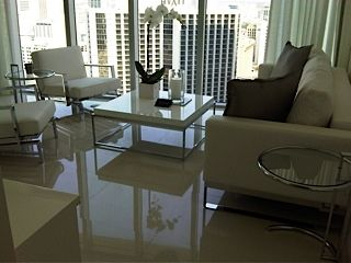 Brickell apartment photo - Family Room 2