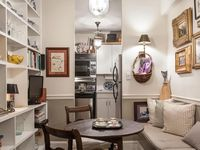 Provence 4.5 Rooms In Manhattan With Fireplace 3 Blocks From Central Park