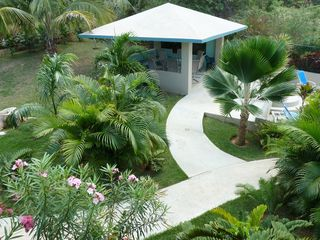 Vieques Island cottage photo - The views from Starlight's decks are lovely!