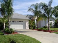 Our villa is located in Port Charlotte on the Gulf Cove Peninsula.