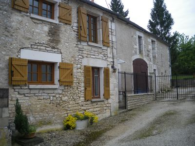 Serrigny cottage rental