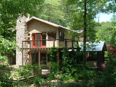ZENADU: CHICAGO CHIC MEETS WOODLAND RUSTIC IN THIS TRANQUIL RETREAT - Zenadu A secluded hideaway only 1 hr. from Chicago