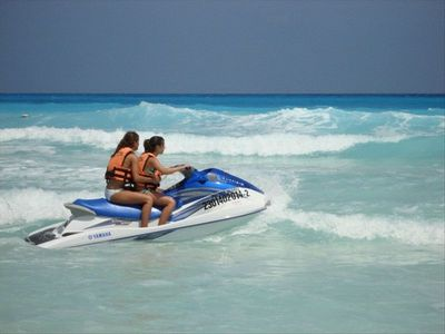 Jet Skiing & other Water Activities