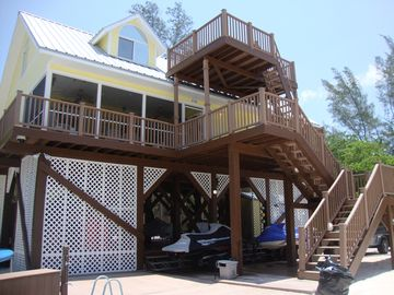 "Placida house rental - ""Island Dream"" Beach House"