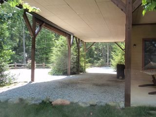 Lake Toxaway house photo - Additional parking in covered area for those bad weather days!