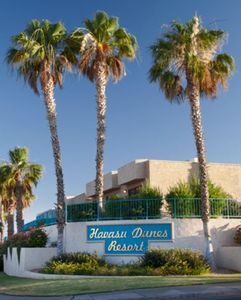 Exterior of Resort at the Havasu Dunes Resort