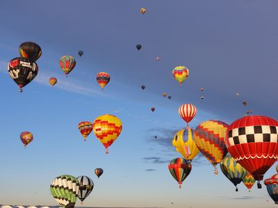 Balloon Fiesta 2011!