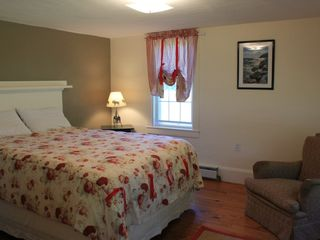 Lamoine farmhouse photo - !st floor front bedrom