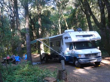 Capitola recreational vehicle rental - Meet Amber, the Adventure RV ready for rent or delivery