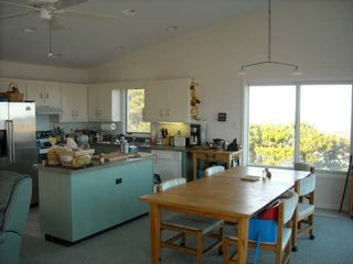 Kitchen and dining area - Barnegat Light house vacation rental photo