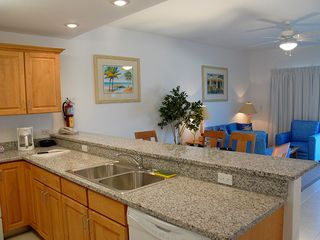 Grand Cayman condo photo - One Bedroom Kitchen