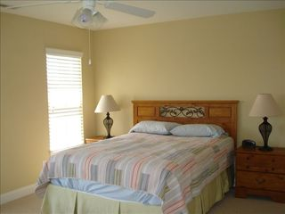 Carolina Beach condo photo - Master Bedroom