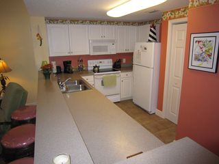 Majestic Beach Towers condo photo - Fully Equipped Kitchen