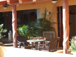 Zihuatanejo condo photo - Studio Terrace