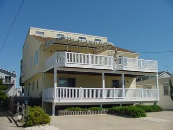Sea Isle City townhome rental - .