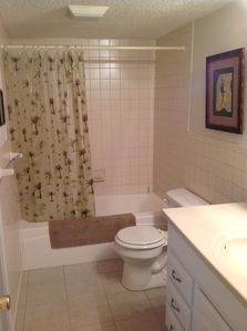 Windy Hill condo rental - Second Bathroom