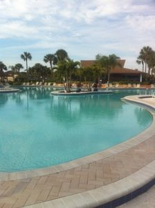 Largest pool in Naples.
