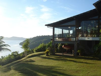 Ang034-Magnificent three bedrooms house in Angra dos Reis