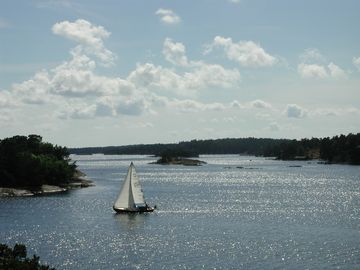 The Archipelago of Lidingo, Stockholm