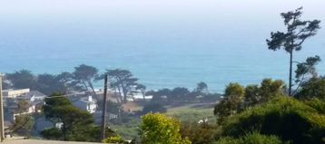 Cambria cottage rental - View from front deck