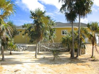 Cayman Brac house photo - f front of house as you drive in driveway.