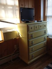 Hyannis - Hyannisport house photo - bunk bedroom clothes storage