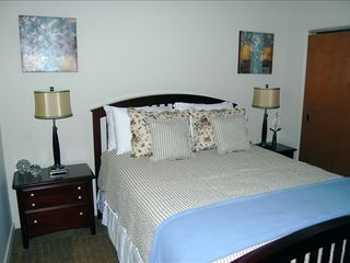 Coeur d 'Alene condo photo - New queen bed in Guest Room.