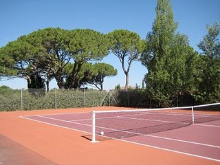 Aix-En-Provence house photo - Golf club Tennis court 1mn walk from the House