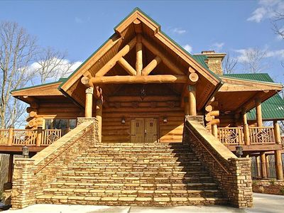 Gatlinburg cabin rental - Welcome to Wilderness Lodge