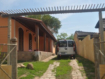 PROMOTIONAL PRICES!HOUSE BEAUTIFUL AND COMFORTABLE WITH BARBECUE TO THE BEACH SIDE