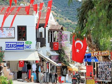 Delightfully Pretty Kalkan