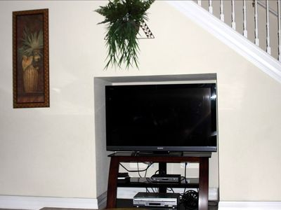 Formosa Gardens villa rental - Big Screen TV