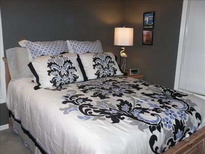Lake Norman house rental - 2nd Queen Bedroom