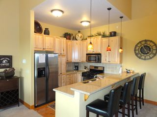Steamboat Springs condo photo - Fullly stocked kitchen with all the upgrades