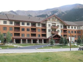 Copper Mountain condo photo - Copper Springs Lodge/Unit 433 Top Floor;3rd in.