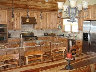 Dollar Point house photo - The hand crafted kitchen even has 2 dishwashers