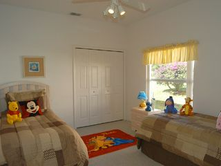 Westridge villa photo - disney room