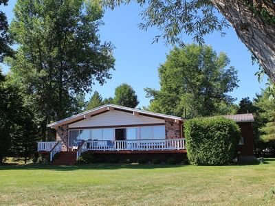 Georgian Bay Cottage For Rent, Waterfront Vacation