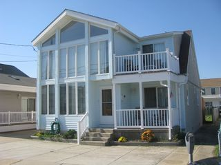 Wildwood Crest house photo - House Front