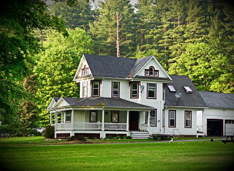 Country Victorian - Serenity in the Berkshires
