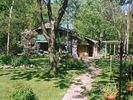 Front view of cottage - Goderich cottage vacation rental photo