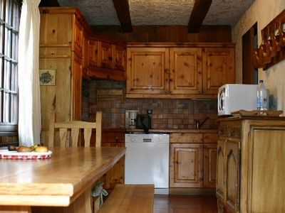 Holiday house, 90 square meters , Les Boisses
