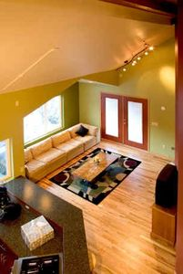 Solid Wood Floors Throughout