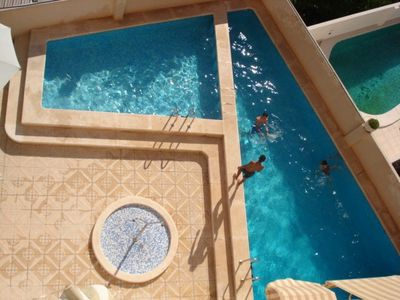 El Campello apartment rental - Communal swimming pool area