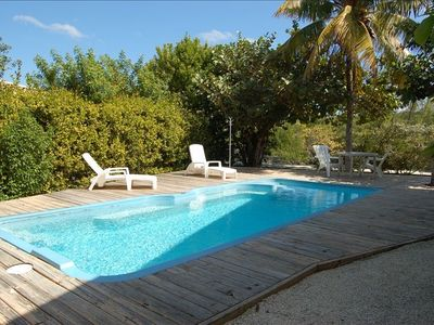 Marathon house rental - PRIVATE POOL ON THE CANAL SIDE OF HOME