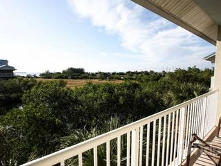 Ruskin townhome photo - View of Tampa Bay, master balcony