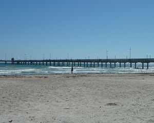 North Padre Island condo photo - Bob Hall Pier